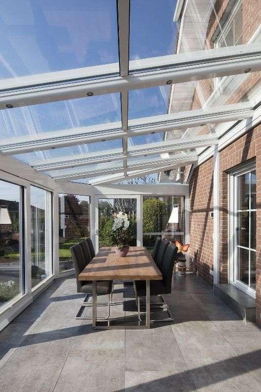 Hervorragend Innenausbau: Ein Wintergarten wird zum zweiten Wohnzimmer   www LI19