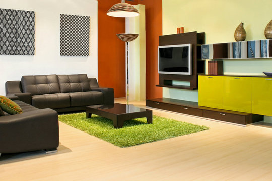 farbe f r die wohnung tipps f r ihre kreativit t. Black Bedroom Furniture Sets. Home Design Ideas