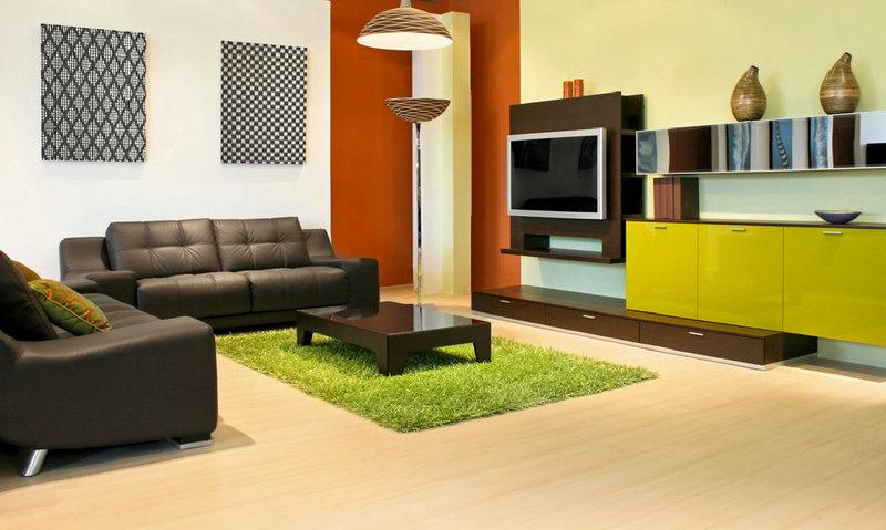 Farbe für die Wohnung – Tipps für Ihre Kreativität | www ...