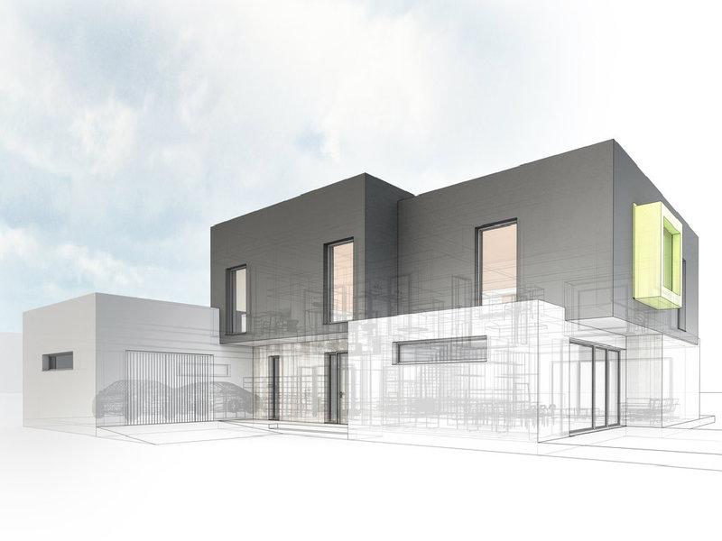grundrisse fertighaus wir helfen ihnen bei der planung. Black Bedroom Furniture Sets. Home Design Ideas