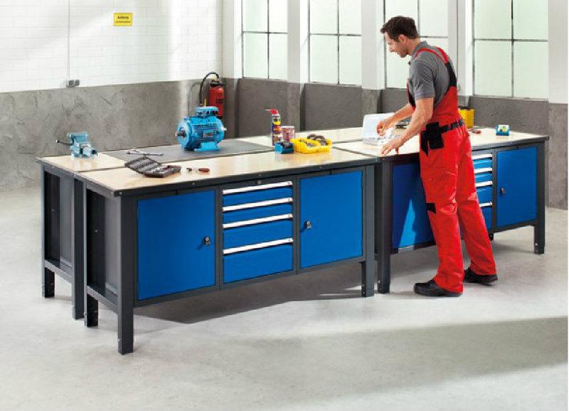 hobby werkstatt richtig einrichten wohn design. Black Bedroom Furniture Sets. Home Design Ideas