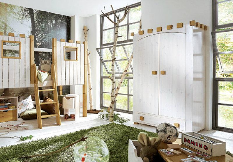 Kinderzimmer - spielerisch gestalten | www.bauwohnwelt.at