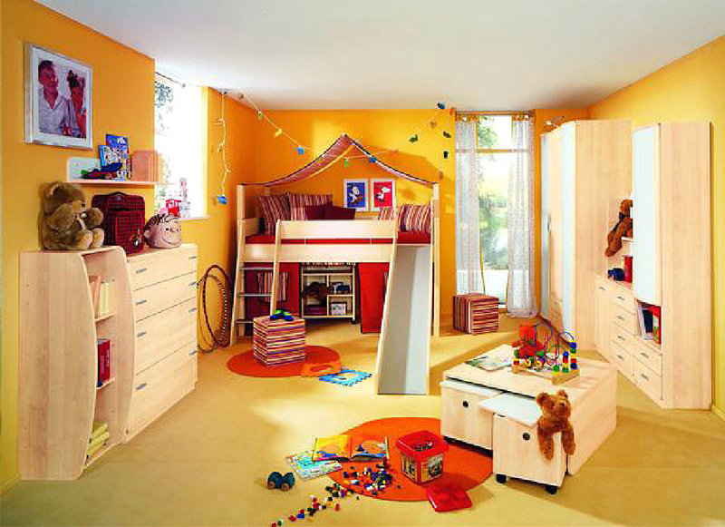 kleines dekor kinderzimmer. Black Bedroom Furniture Sets. Home Design Ideas