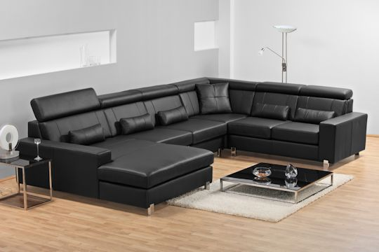 ledersofas die klassiker stilvoller inneneinrichtung. Black Bedroom Furniture Sets. Home Design Ideas