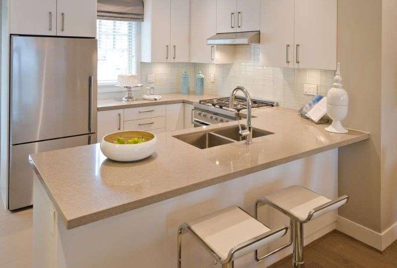 die k che als konzeptmodell bei wenig platz. Black Bedroom Furniture Sets. Home Design Ideas