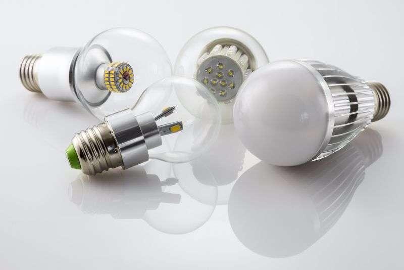 LEDs im Test – was leisten gängige Produkte?   www.bauwohnwelt.at